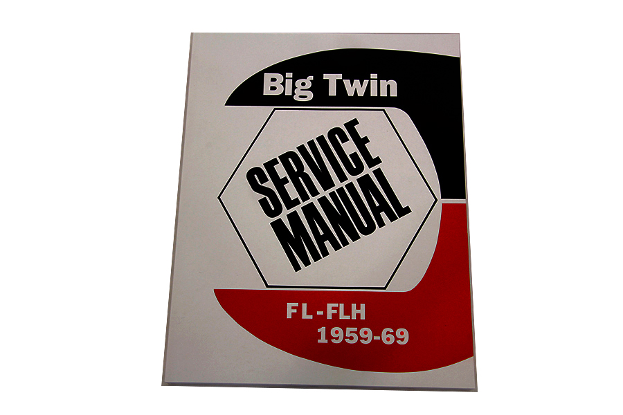 *UPDATE Factory Service Manual for 1959-1969 FL