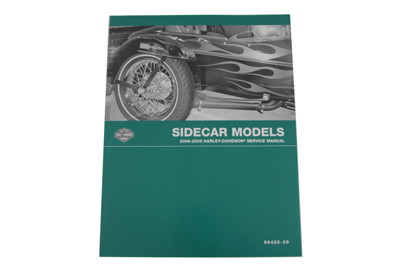 *UPDATE OE Side Car Service Manual