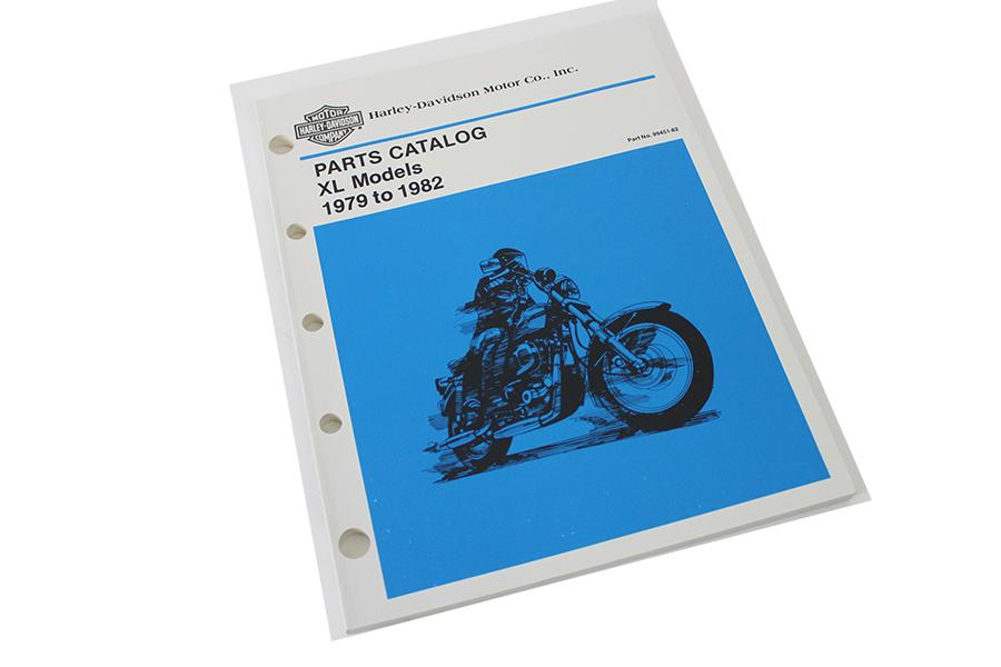 1979-1982 XL Parts Manual
