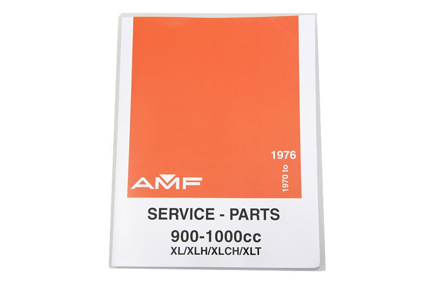 XLH Service and Parts Manual