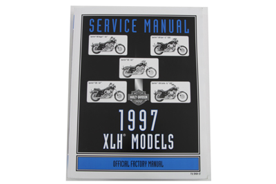 *UPDATE Factory Service Manual for 1997-Up XL