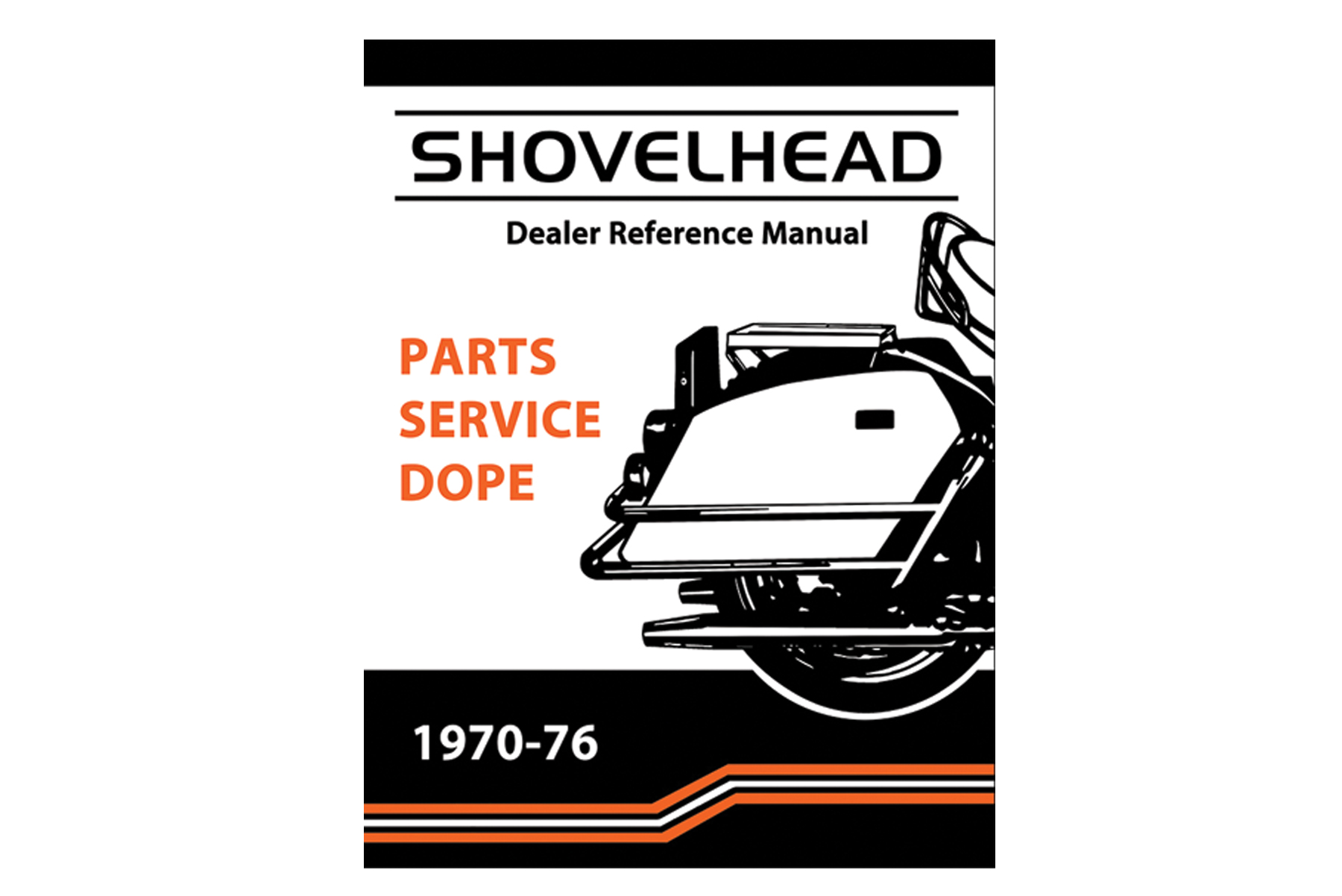 1971-1980 FX-FXE & 1970-1977 FLH Service and Parts Manual