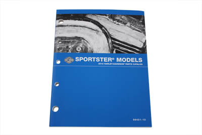 *UPDATE OE Parts Book for 2010 XL