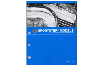 *UPDATE OE Parts Book for 2011 XL