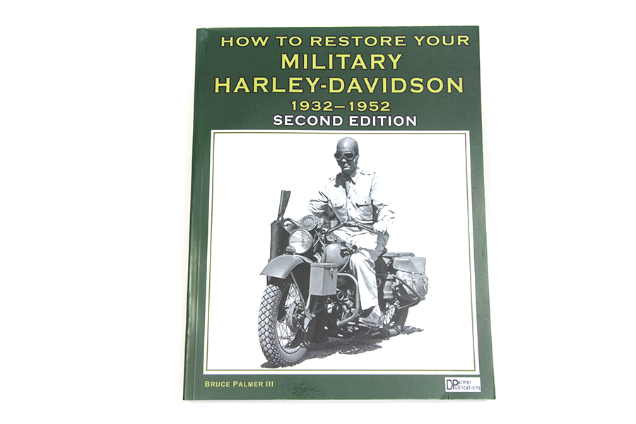 """How to Restore Your Military Harley-Davidson 1932-1952"""
