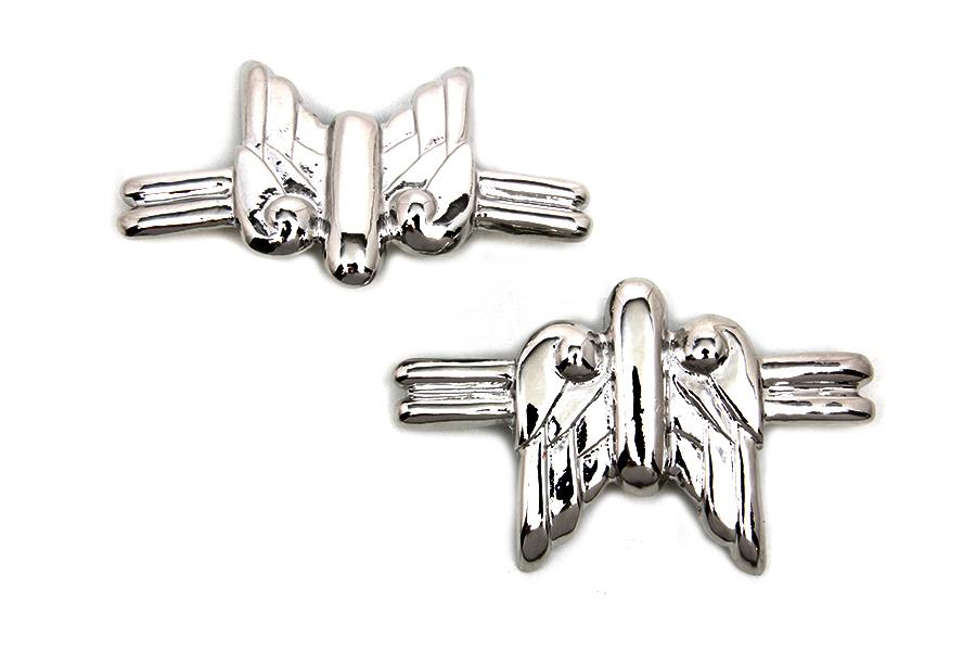 Flying Fender Medallion Set