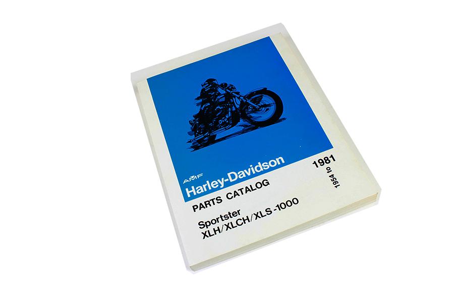 AMF Parts Book