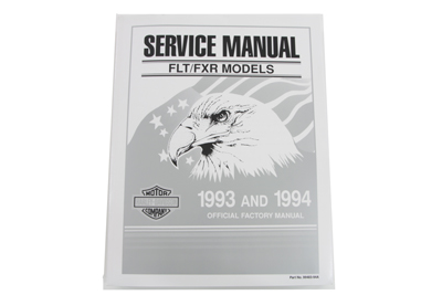 *UPDATE Factory Service Manual for 1993-1994 FLT-FXR