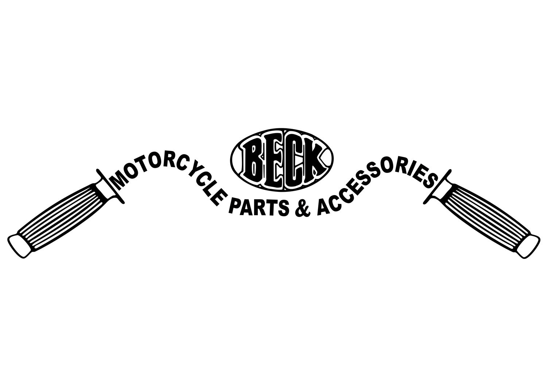 Beck Handlebar Logo Patch Set