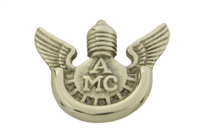 AMCA Style License Plate Topper