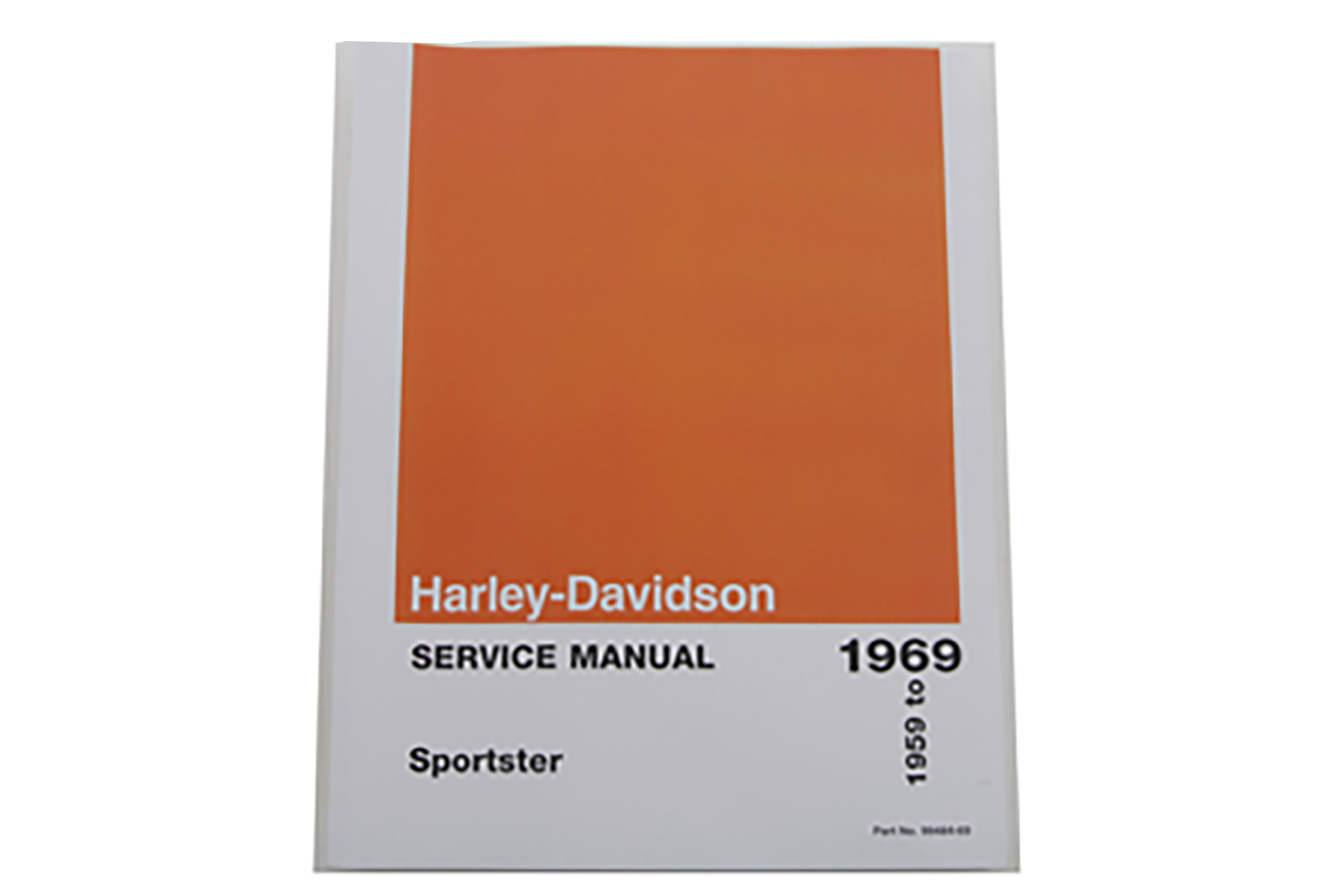 Factory Service Manual for 1959-1969 XL