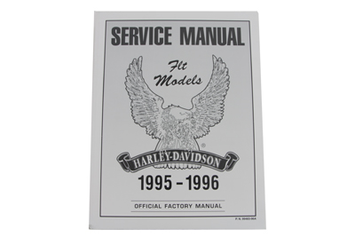 *UPDATE Factory Service Manual for 1995-1996 FLT