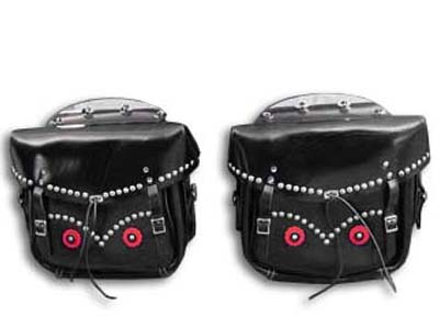 Rigid Loctite Saddlebags Black