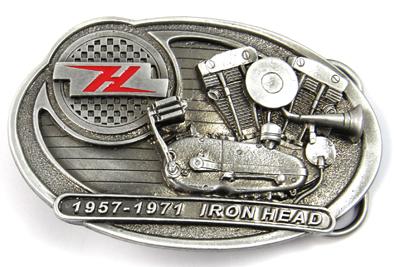 XLCH 1957 Sportster Belt Buckle