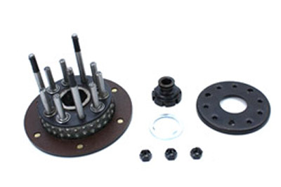 Clutch Hub with Bearings