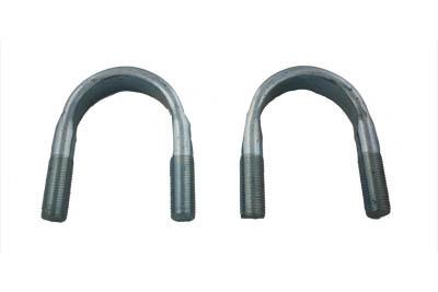 Front Engine Bar U Clamp Zinc
