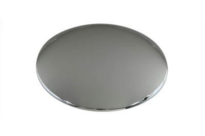 Baby Moon Chrome Rear Hubcap