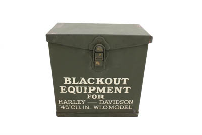 Army Blackout Box