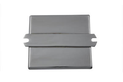 Chrome Battery Box Top