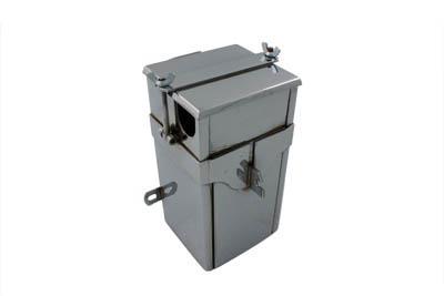 Chrome Battery Box