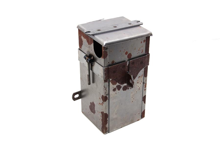 "45"" WL Black Battery Box"