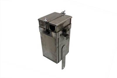 Servi-Car Battery Box Black