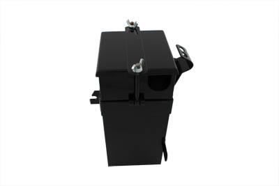 Black Battery Box