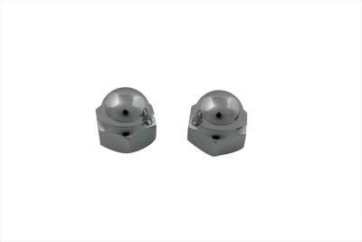 Rod Acorn Nut Chrome