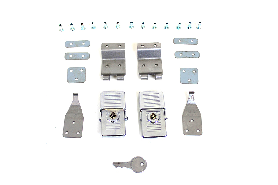 1964-19686 Saddlebag Lock Set