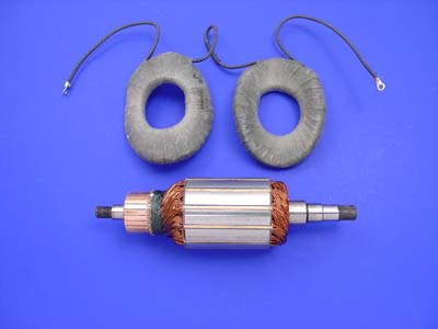 *UPDATE Generator Armature and Field Coil Conversion Kit