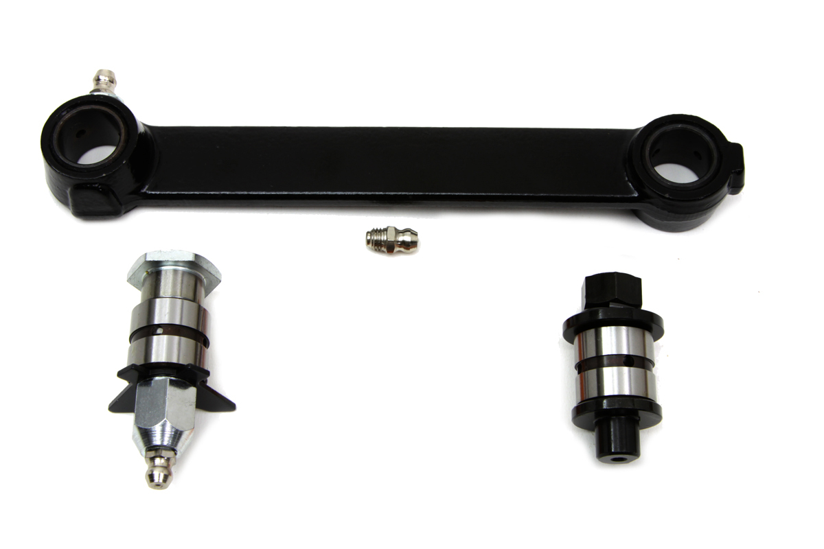 Black Front Brake Shackle Bar Kit