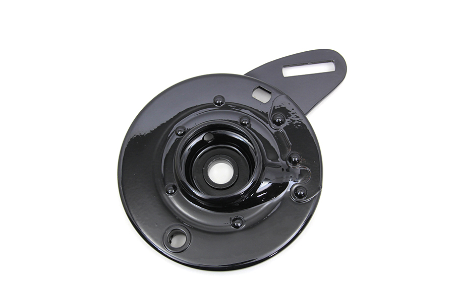 "45"" WL Rear Brake Backing Plate Black"