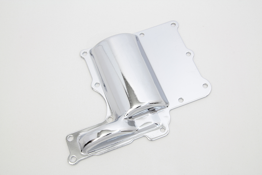 Transmission Access Cover Chrome