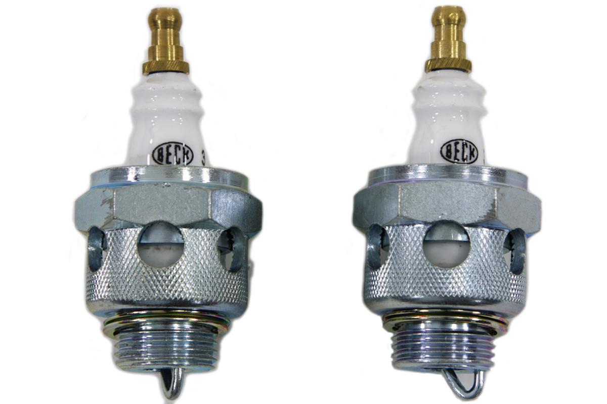Replica 18mm Spark Plug Set