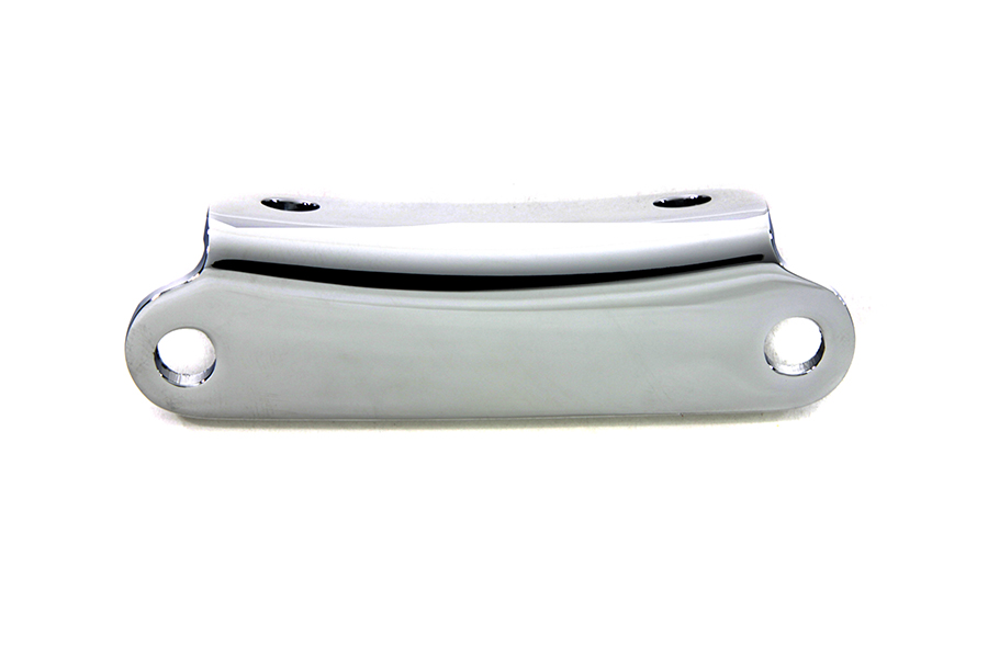 Oil Tank Fender Mount Bracket Chrome