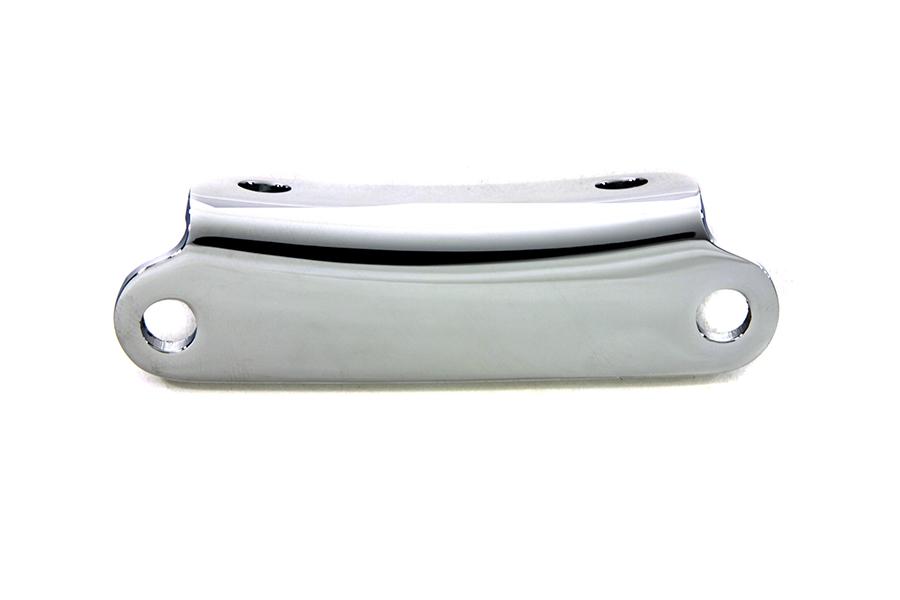 Oil Tank Fender Mount Bracket Chrome
