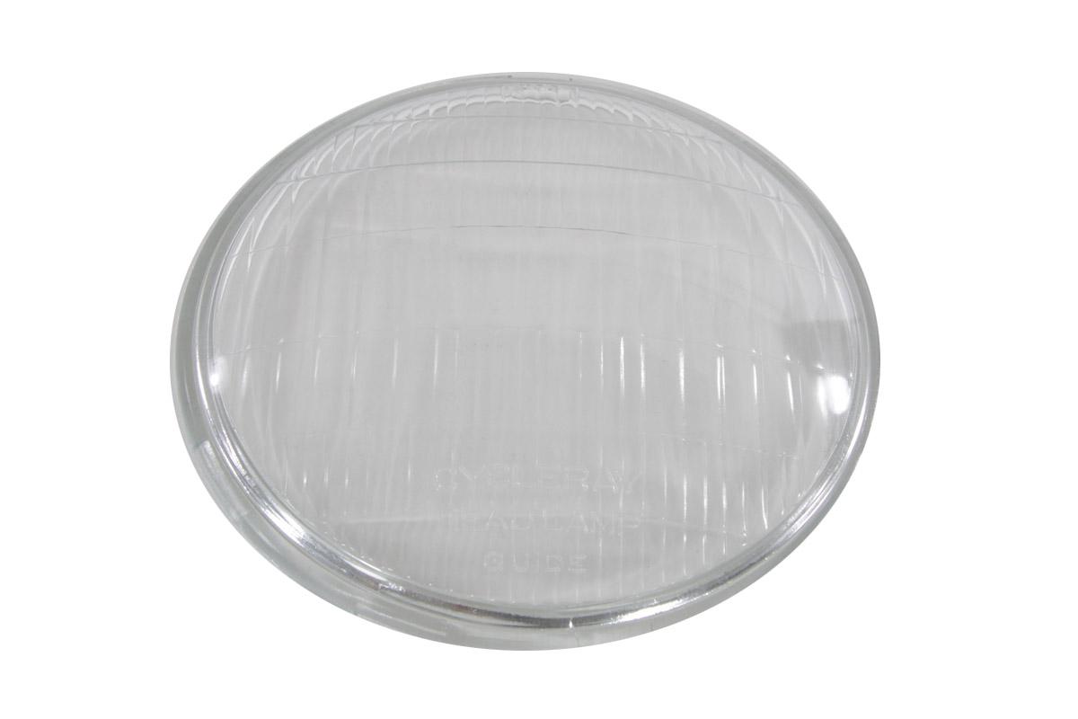 Replica Headlamp Glass Lens Clear