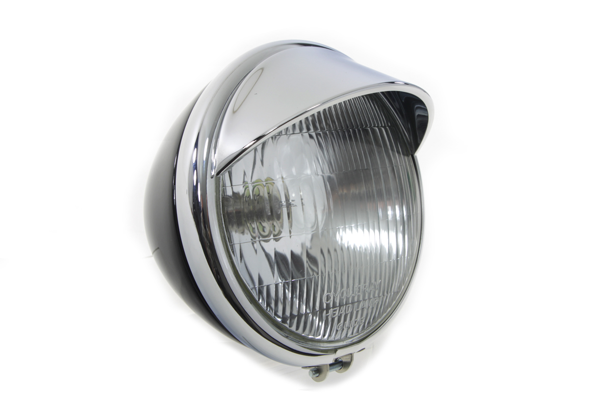 "6-1/2"" Spring Fork Headlamp"