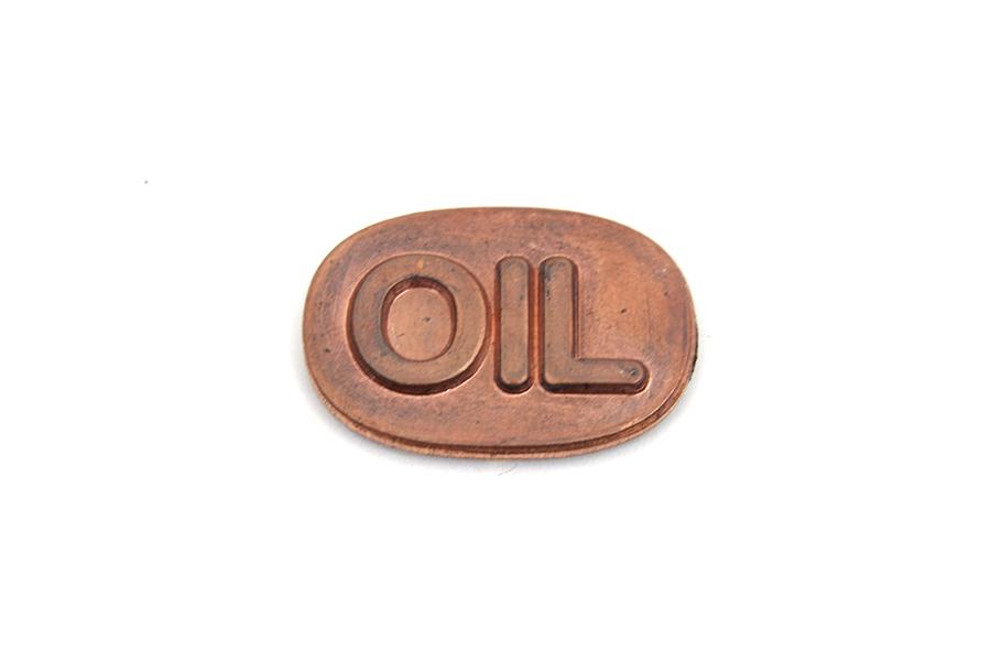 "45"" Oil Tank Emblem"
