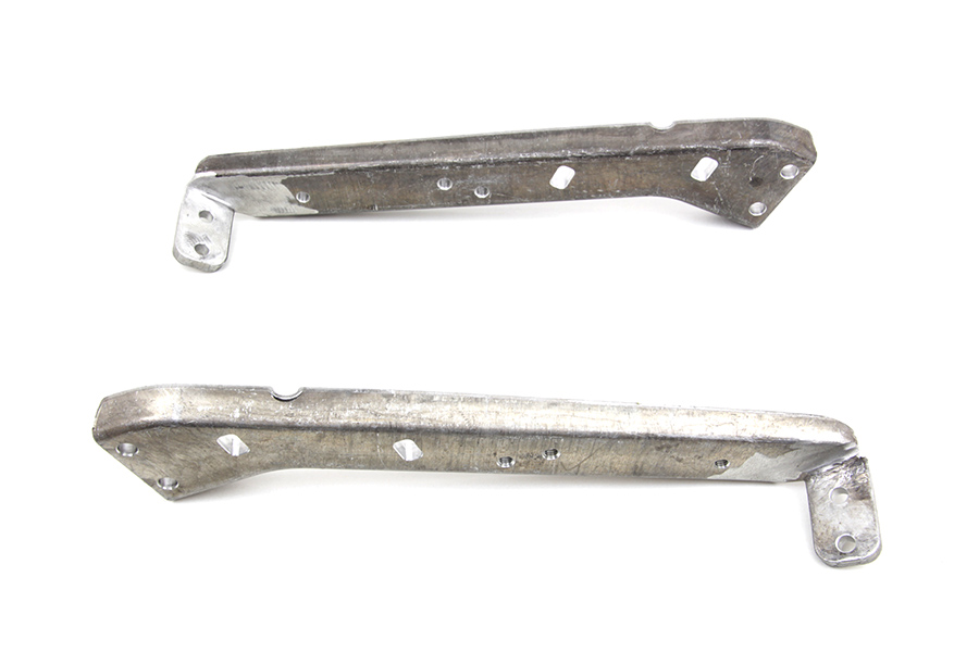 Forged Alloy Saddlebag Guard Kit Brackets