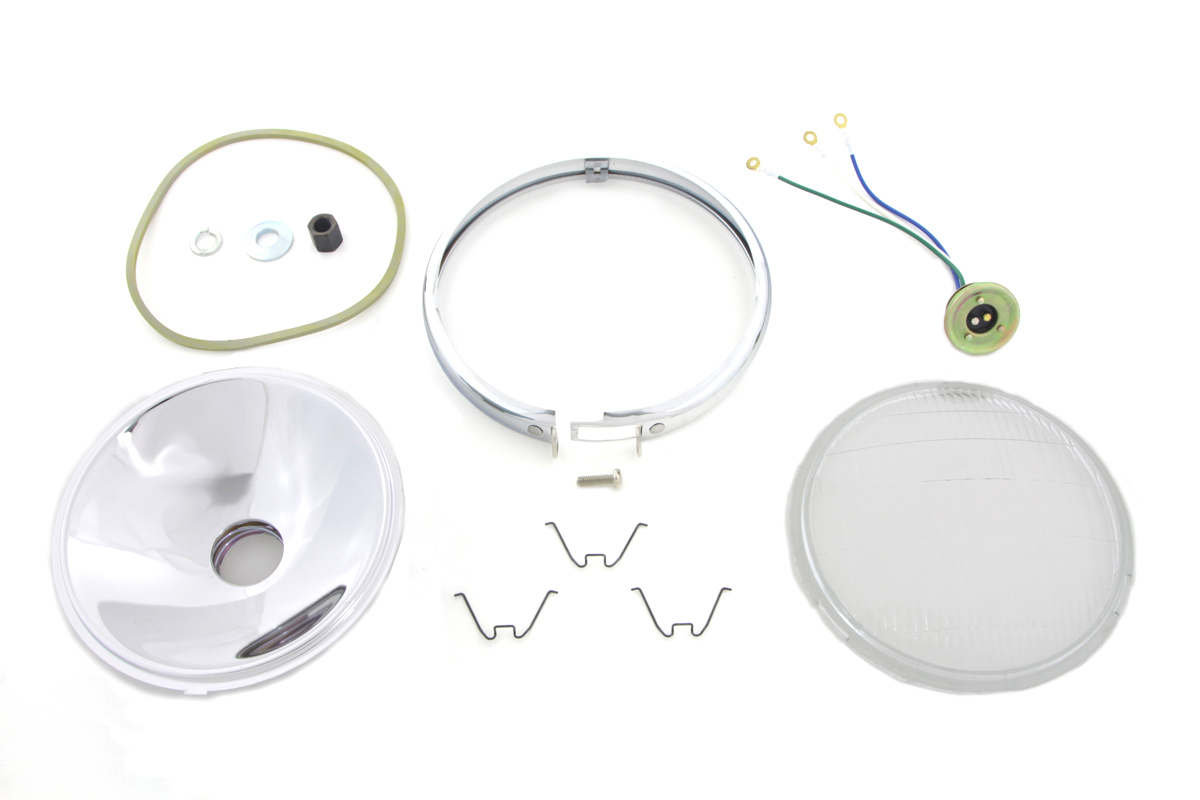 Cycle Ray Lens Kit