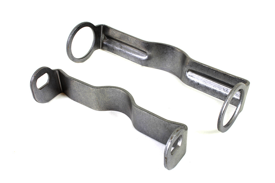 Raw Spring Fork Shock Bracket Set