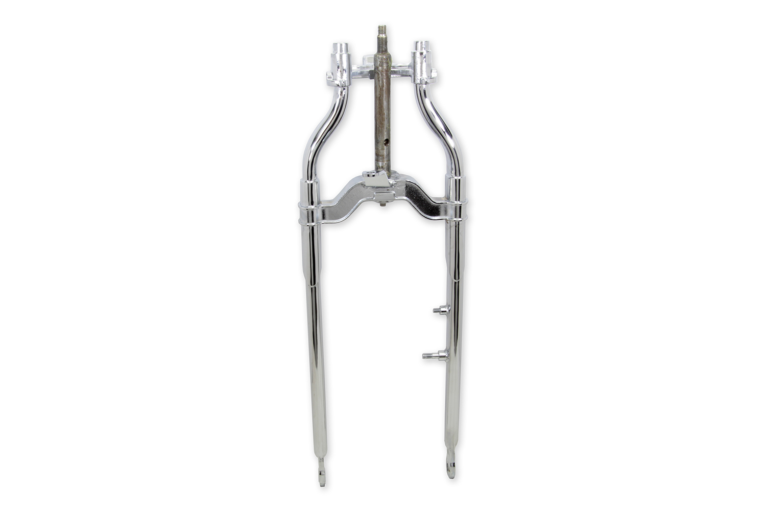 Spring Fork Rear Legs Chrome