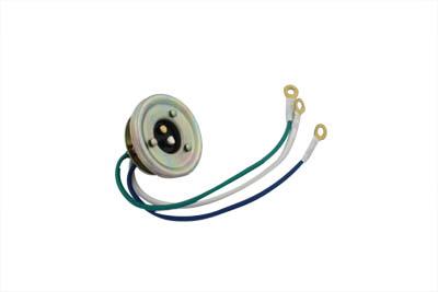 Headlamp Bulb Socket