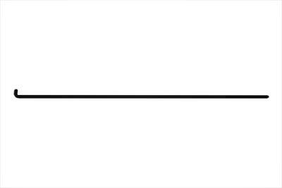 """Rear Brake Rod 23"""" Overall Length"""