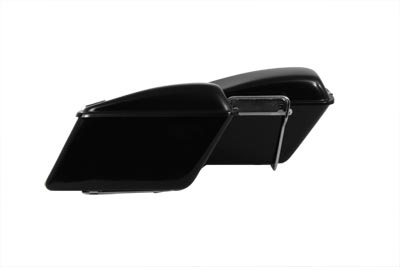 Fiberglass Saddlebag Set Black