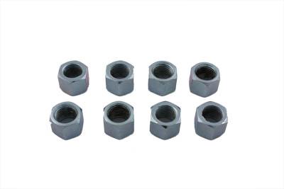 Indian Cylinder Base Nut Set Zinc
