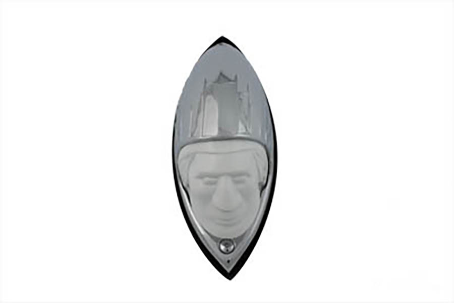 Replica Indian Face Front Fender Lamp