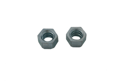 Indian Zinc Throttle and Spark Cable Housing Nut