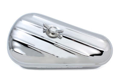 *UPDATE Replica Oval Right Side Chrome Tool Box